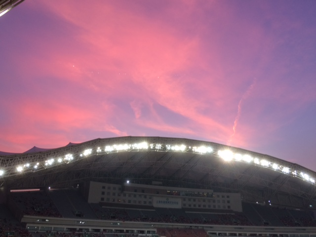 shanghai stadium evening.JPG
